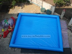 Classic design special inflatable pool table