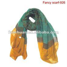 2012 wholesale tiger printing women scarf