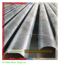 ASTM A333-8 Alloy SSAW Steel Pipe/Tube From China