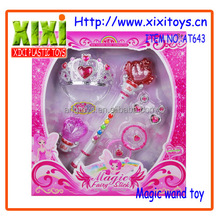 2014 Kids party flashing light toys fairy wands wholesale