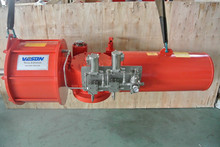Heavy Duty Scotch Yoke Pneumatic Actuator Spring Return SR Type