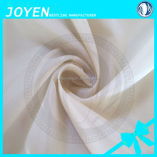 China manufacturer 190t polyester taffeta fabric for lining100% polyester fabric