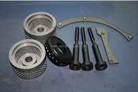 Milling,Turning Type and Aluminum,Stainless Steel,Steel Alloy Material Capabilities CNC Machining service
