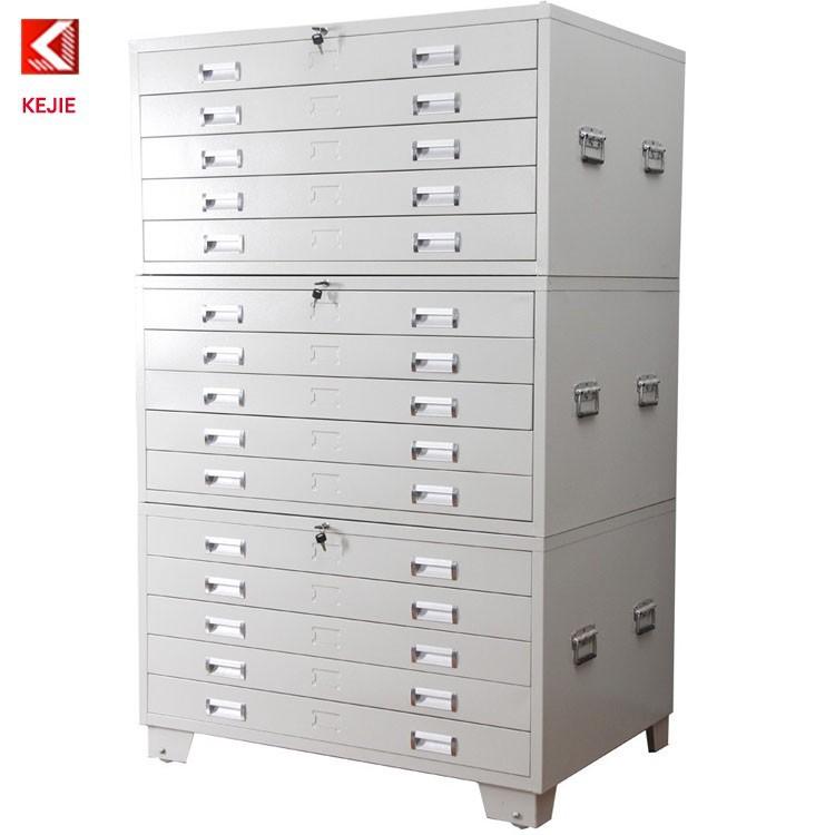 usine vente plat plan classeur 5 tiroirs en acier plan dessin armoire avec 5 tiroir pour. Black Bedroom Furniture Sets. Home Design Ideas
