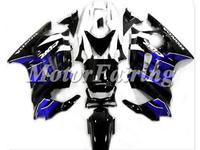 CBR600RR Fairing for Honda cbr600 F3 body kit 97 98 CBR 600F3 1997 1998 CBR 600 F3 97 98 CBR600 F3 1997-1998 Blue black