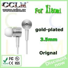 New Original For XIAOMI 2nd Piston Earphone 2 II Headphone Headset Earbud with Remote & Mic For MI3 MI2 MI2S MI2A Mi1S M1 Phone