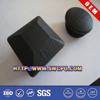 Custom office chair plastic stoppers
