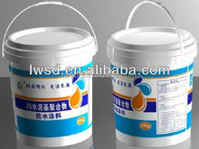 coating/waterproof roof coating/waterproof interior/Powder&Liquid component