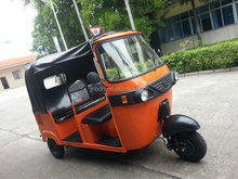 2015 new design three/3 wheeler bajaj motorcycles 205cc bajaj boxer in China
