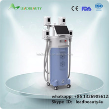 2015 hot new products cryolipolysis machine weight loss