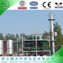 Hot Sale Used Engine Oil/Waste Motor Oil Regeneration Distillation Plant