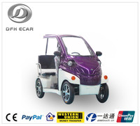 Easy driving small golf car