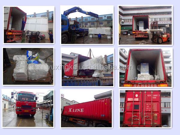 China fornecedor de máquina de corte / dongguan yuxing máquina de corte