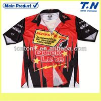 sublimation motorcycle racing sportswear