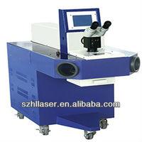 False teeth filling sand jewelry laser welding machine