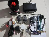 Wheels Car Alarm System, Car Alarm China Factory, High Quality Auto One way Car Alarm