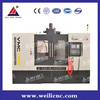 CNC vertical milling machine center VMC1060 with 3 axis / 4 axis / 5 axis