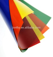 2015 Nantong Supply Opaque Colorful Plastic Film