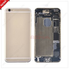 "100% Tested before Shipping for iPhone 6 5.5"" Back Cover Housing with Components"