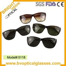 Super quality stylish wayfarer bamboo legs sunglasses