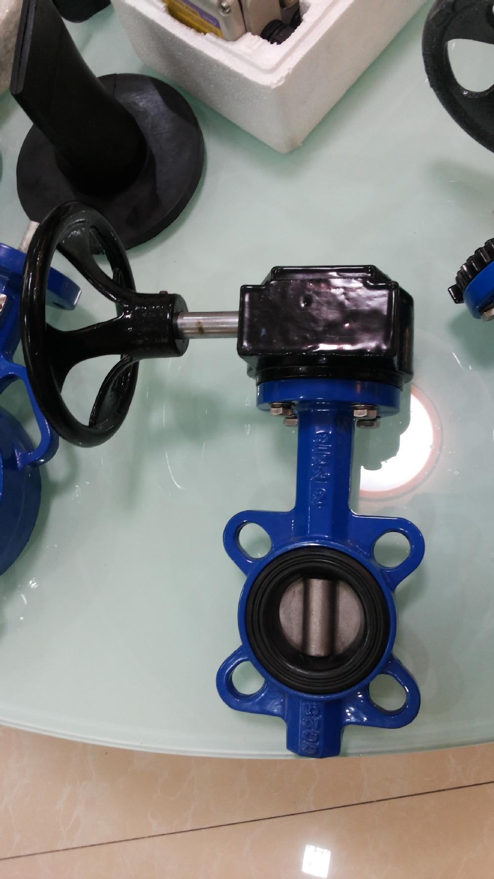 Эластичные сиденья клапан - межфланцевый стандартный клапан