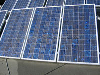 Residential and commercial portable solar generator 10000W