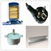 Heating element for electrical halogen heater