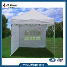 Stand Up Tent Advertising Canopy Tent With Full Wall