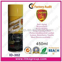 Dashboard & Leather Wax(SGS ; RoHS ; TUV; REACH)
