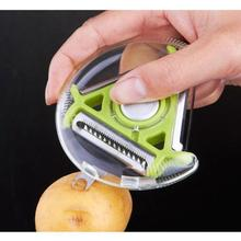 3 in 1 Peeler Grater Slicer Cooking Tools Vegetable Potato Cutter 2014 New Kitchen Utensils Gadgets Novelty Household