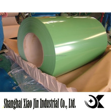 PPGI/color coated steel coil/pre painted g40 galvanized steel coil/Color Coated Corrugated Metal House Roofing Sheet DX51D