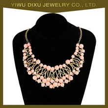fashion newest design latest jewelry necklace collar Factory price wholesale in china yiwu for women