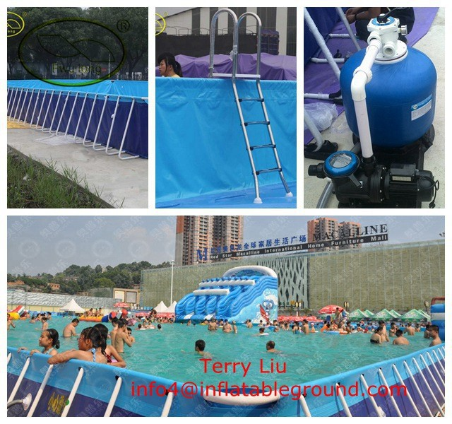 Fwulong Best Price Above Ground Pools For Sale