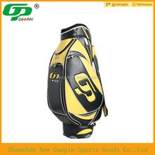 Manufacture price, PU golf bag