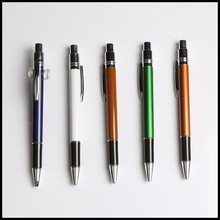 Logo printable top promotional plastic disposable ballpoint pen