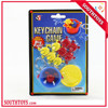 Keychains Pocket Mini Game Set Plastic Jumping Frog Pack in A Small Plastic Case
