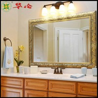 Antique glass bathroom mirror fashion mirrors toilet mirror