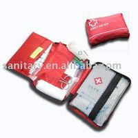 first aid kit hospital medical supply emergency bag foldable KT29043
