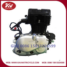 Hot selling good quality air-cooled made in China motorcycle engine parts