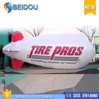 Cheap rc helium airship outdoor For Tradeshow