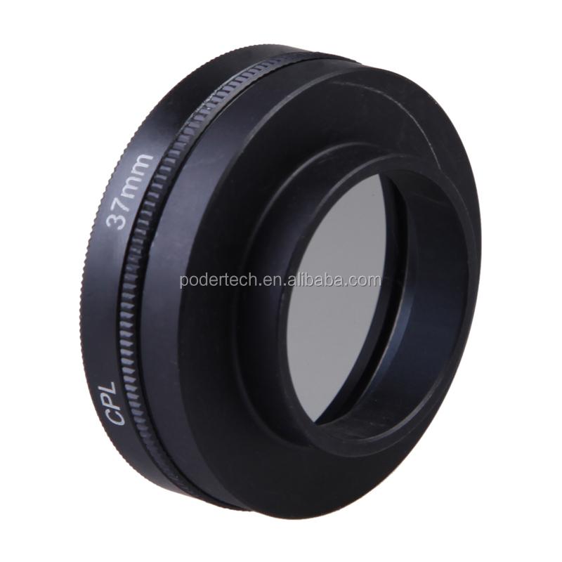 sport camera CPL filter