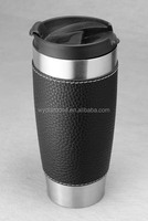 Newly double vacuum insulated tumbler with 16oz, BPA free, pass FDA SGS test