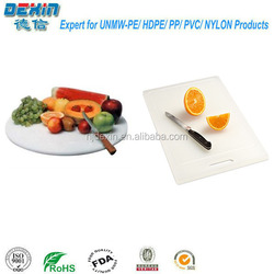 UHMWPE plastic cutting board supply by manufacturer in China