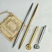 high quality luxury gold metal pen