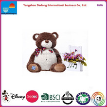 Teddy Bear Plush Toy / Plush Sitting Teddy Bear / Plush Animal Bear TOy