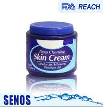 blanquear la piel crema para la cara