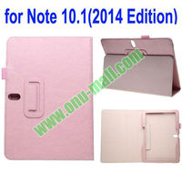 Brand New Crazy Horse Texture Genuine Leather Cover for Samsung Galaxy Note 10.1 2014 Edition
