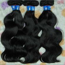 Fresh Stock Wholesale Brazilian Virgin Hard Tied Hair Weft