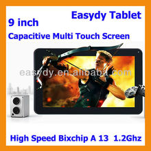 2013 Cheapest 9 inch driver a13 mid android tablet pc android 4.0 dual camera