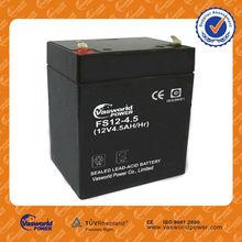 best quality rechargeable storage sealed lead acid solar gel 12v 5ah 20hr battery for solar hot sale in Egypt